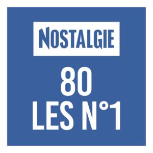 Radio NOSTALGIE 80 LES N 1