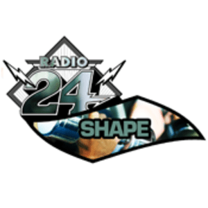 Radio Radio 24 shape