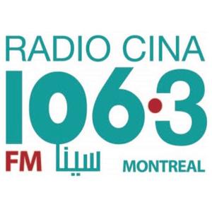 Radio CINA Montréal 106.3 FM