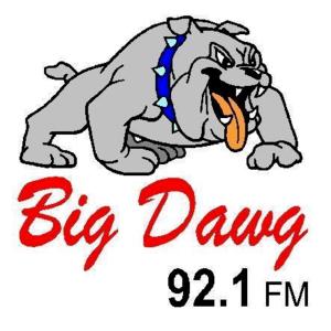 Radio WMNC-FM - The Big Dawg 92.1 FM