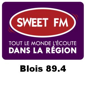 Radio Sweet FM - Blois 89.4