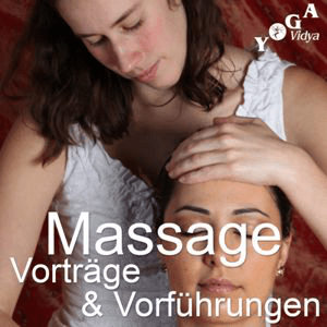 Podcast Yoga Vidya - Massage-Ausbildung