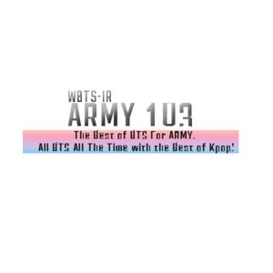 ARMY 103 WBTS-IR Kpop Internet Radio