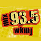 Radio WKMJ-FM - The Mix 93.5 FM