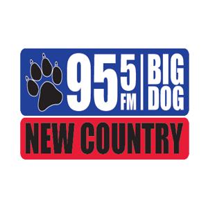 KYNU - Big Dog Country 95.5 FM