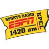 KPEL-FM - ESPN 1420 AM