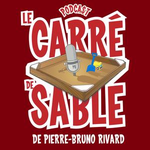 Le carré de sable de Pierre-Bruno Rivard