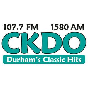 Radio CKDO 107.7 FM 1580 AM