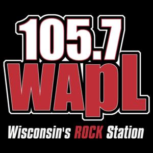 Radio WAPL 105.7 FM - Wisconsin's Rock Station