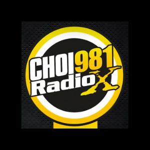 Radio Choi 981 Radio X