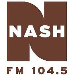 Radio WKAK-FM - Nash FM 104.5
