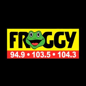 WOGH - Froggy 103.5 FM