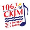 CKJM 106.1 FM
