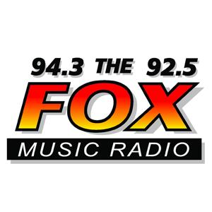 Radio WFCX - The Fox 94.3 FM