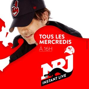 Podcast NRJ Instant Live avec Double F
