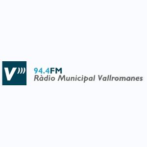 Radio Ràdio Vallromanes 94.4 FM
