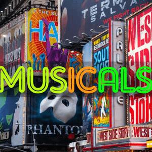 Radio CALM RADIO - Musicals
