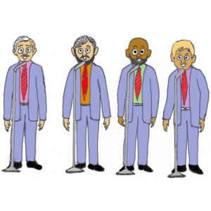 Mens Quartets Online Radio
