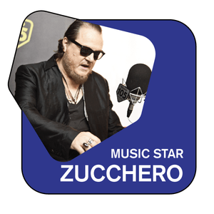 Radio Radio 105 - MUSIC STAR Zucchero