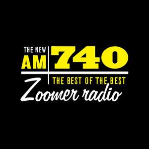 Radio CFZM Zoomer Radio AM740 -