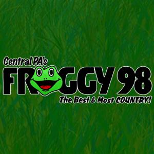Radio WFGY - Froggy 98