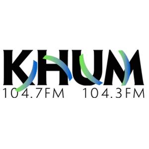 KHUM 104.7 FM