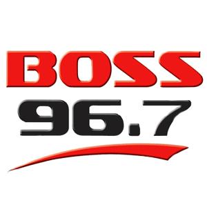 Radio WCVS-FM - The Boss 96.7 FM
