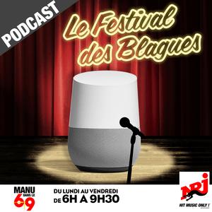 Podcast Le Festival des blagues