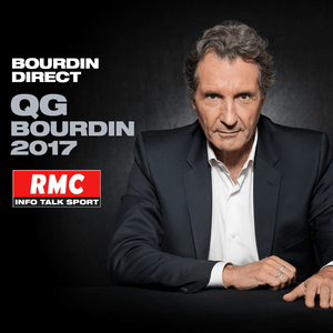 Podcast RMC - QG Bourdin 2017