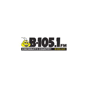 WUBE-FM - B-105.1 FM