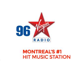 Radio CJFM Virgin Radio Montreal 96