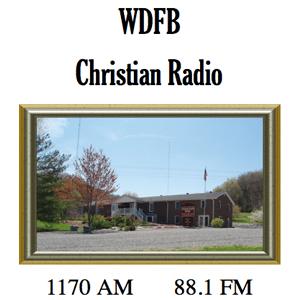 Radio WDFB-FM - Christian Radio 88.1 FM