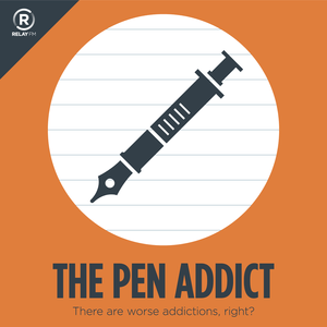 Podcast Relay FM - The Pen Addict