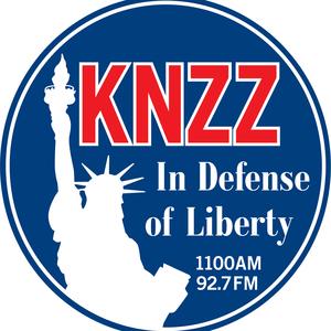 Radio KNZZ - 1100 AM