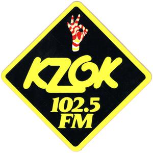 Radio KZOK 102.5 FM