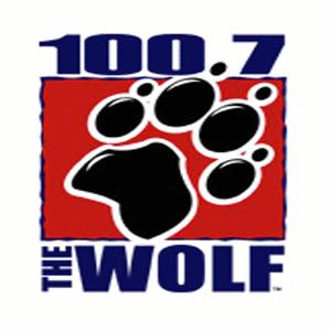 KKWF - THE WOLF 100.7 FM