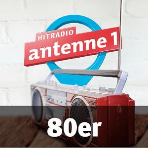 Radio antenne 1 80er