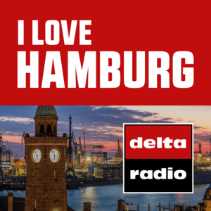 Radio delta radio I love Hamburg