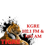 Radio KGRE - Tigre Colorado 1450 AM