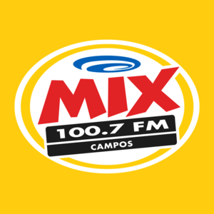 Radio Mix 100.7 FM Campos dos Goytacazes RJ