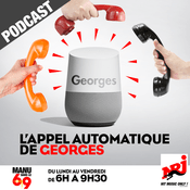 Podcast L'appel automatique de Georges