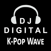 Radio DJ Digital K-Pop Wave