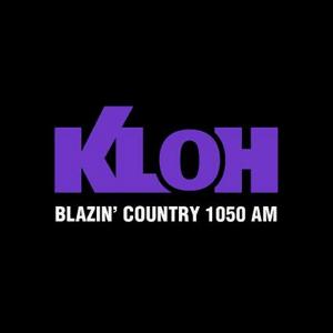 KLOH - Blazin' Country 1050 AM