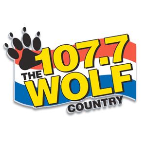 Radio WPFX-FM - THE WOLF 107.7 FM