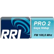 Radio RRI Pro 2 Surakarta FM 105.5