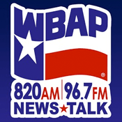 Radio WBAP News Talk 820 AM