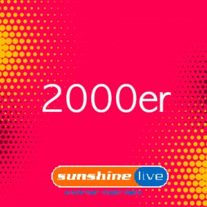 Radio sunshine live - Die 2000er