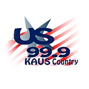 Radio KAUS-FM - US Country 99.9 FM