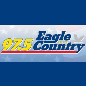 Radio WTTN - 97.5 Eagle Country 97.5 FM
