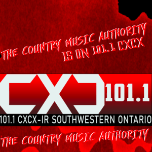 101.1 The Country Music Authority - CXCX 101